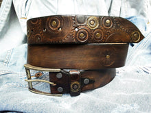 Gear belt  with gols touch