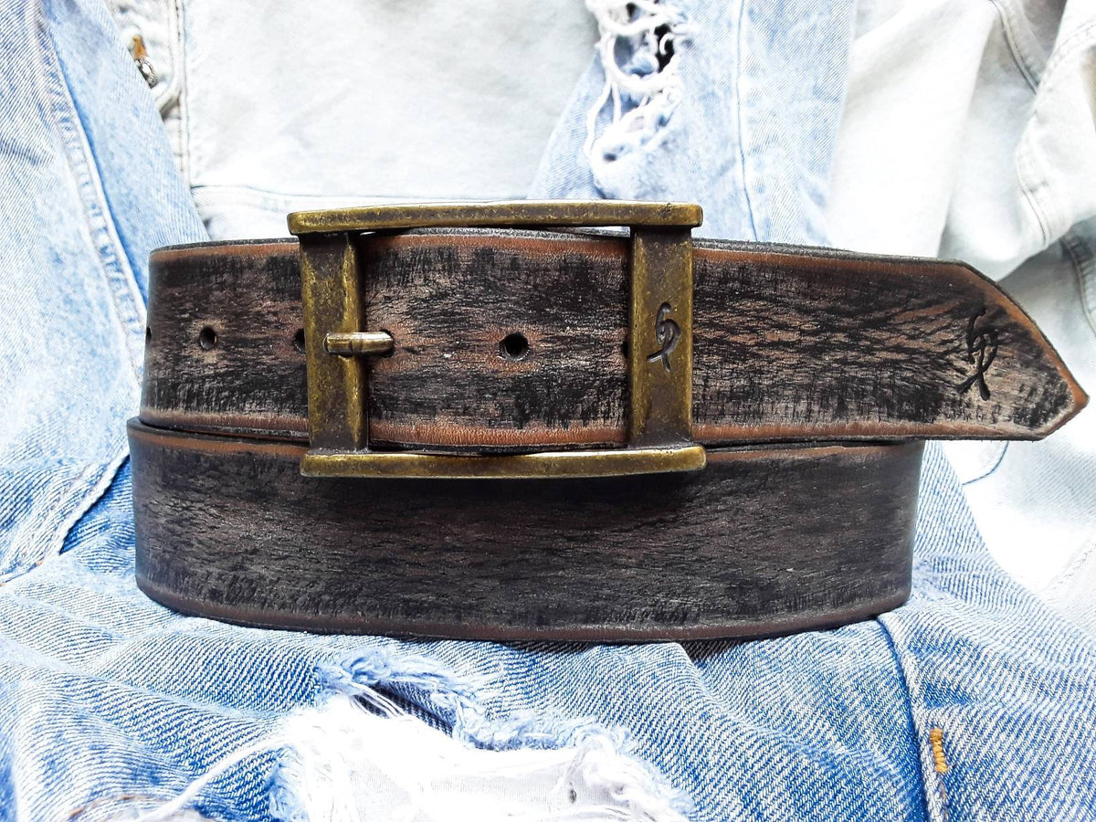 Men's Leather Belt, vintage Belt, Mens Leather Accessories, Custom Leather Belt, Gift for christmas, Leather Belt, Men's Belt, Belt for Him