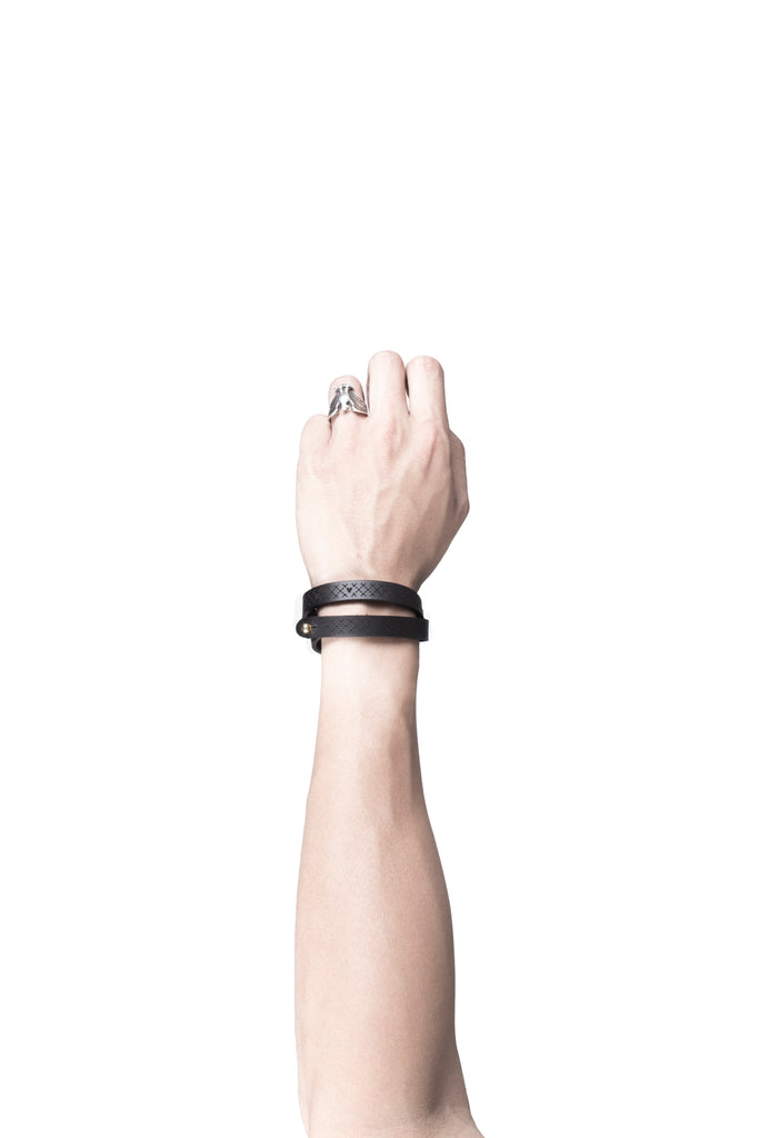 Attacus - Leather Bracelet