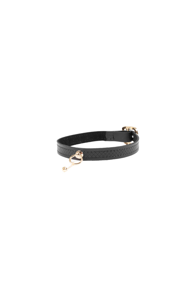 Monarch I - Leather Choker