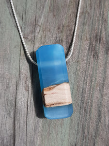 Surfwood Necklace