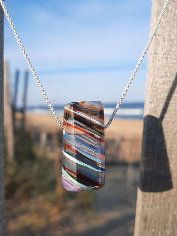 'Surfglass Necklace'