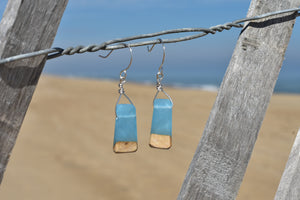 Surfwood Earrings