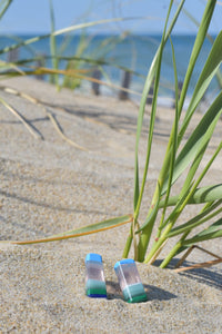Surfglass Stud Earrings