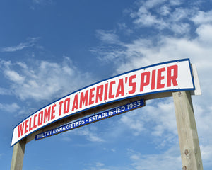 Welcome to America's Pier