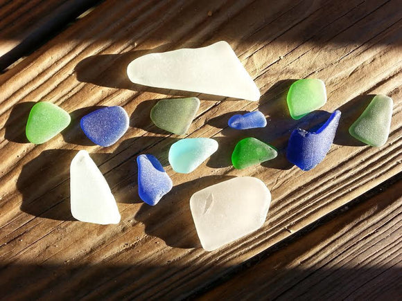 One Day Beachglass Collection