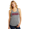 Womens #LovePup Horizontal Tank