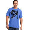 Mens #LovePup Great Dane Crew