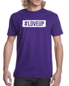 #LoveUp Arizona College Colors (Limited Edition) Unisex T-Shirt