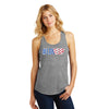 Womens #LoveUp 4th of July Tank