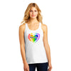 Womens #LoveUp Pride Tank