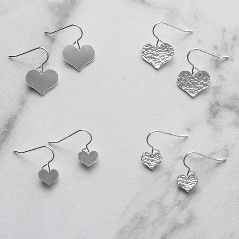 Aphrodite Heart Earrings