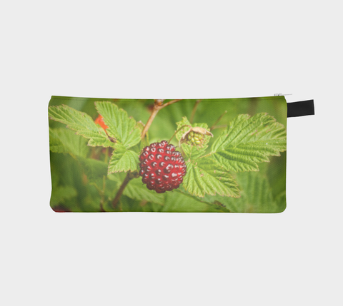 Salmonberry Pencil Bag
