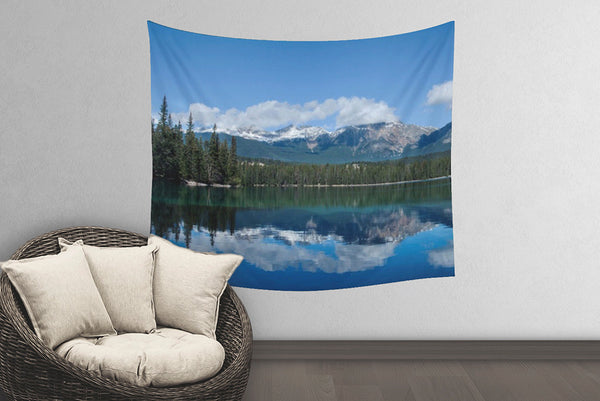 Pyramid Lake Tapestry