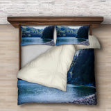 Beach Bedding Set
