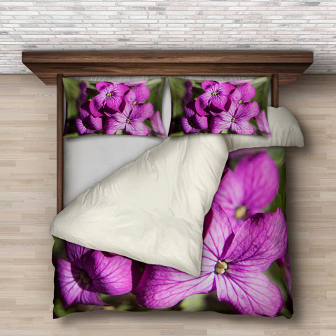 Spring Flowers Bedding Set