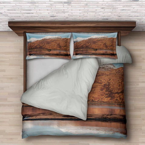 Mountain Bedding Set