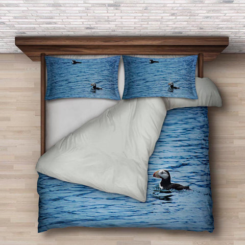 Puffin Bedding Set