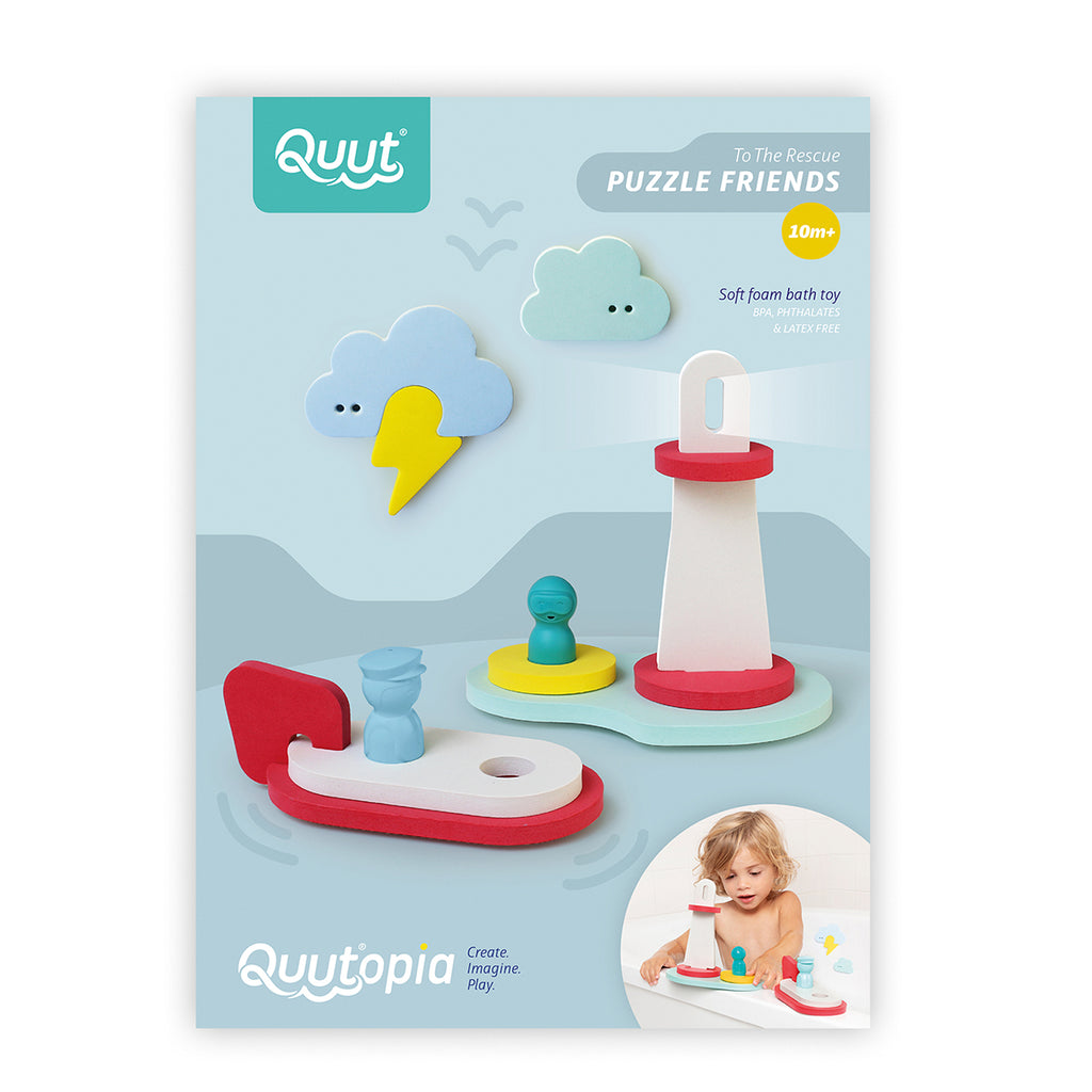 Quutopia - To The Rescue Water Puzzle