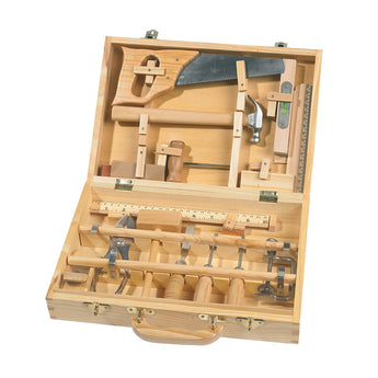 Moulin Roty Toy- Large tool box set MR710471