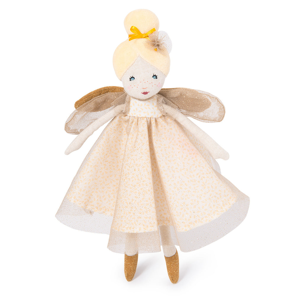 Moulin Roty Golden Fairy Doll
