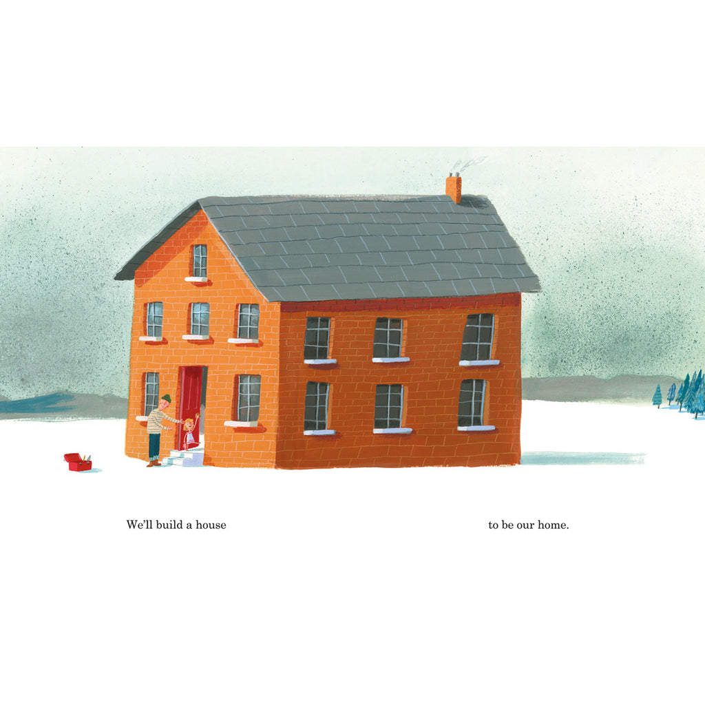 Oliver Jeffers - What We'll Build