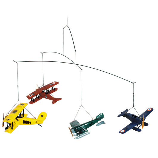 authentic models airplane mobile