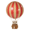 Image of Authentic Models Jules Verne - Grand Air Balloon Cherry Red AMAP168R