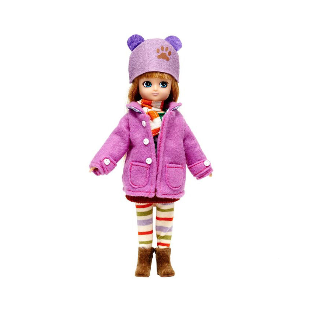 Autumn Leaves Lottie Doll LT002