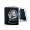 Image of Djeco Lights - Lila & Pupi Glitter Globe