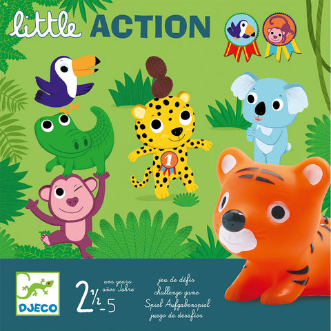 Djeco Toy- Little Action Packaging DJ08557