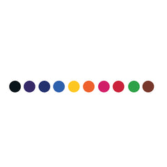 Djeco Colours - Felt Brushes Classic