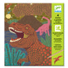 Image of Djeco Art- Scratch Art - When Dinosaurs Reigned Packaging Box DJ09726