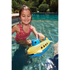 Image of BigJigs Toy-Green Toys Submarine in Water BJGTSUBB1032