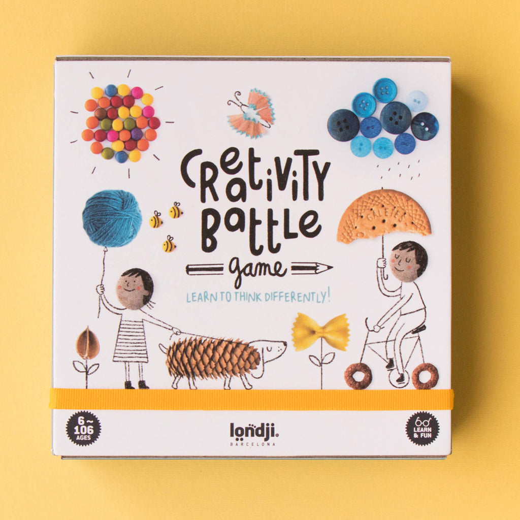 Creativity Battle - Londji