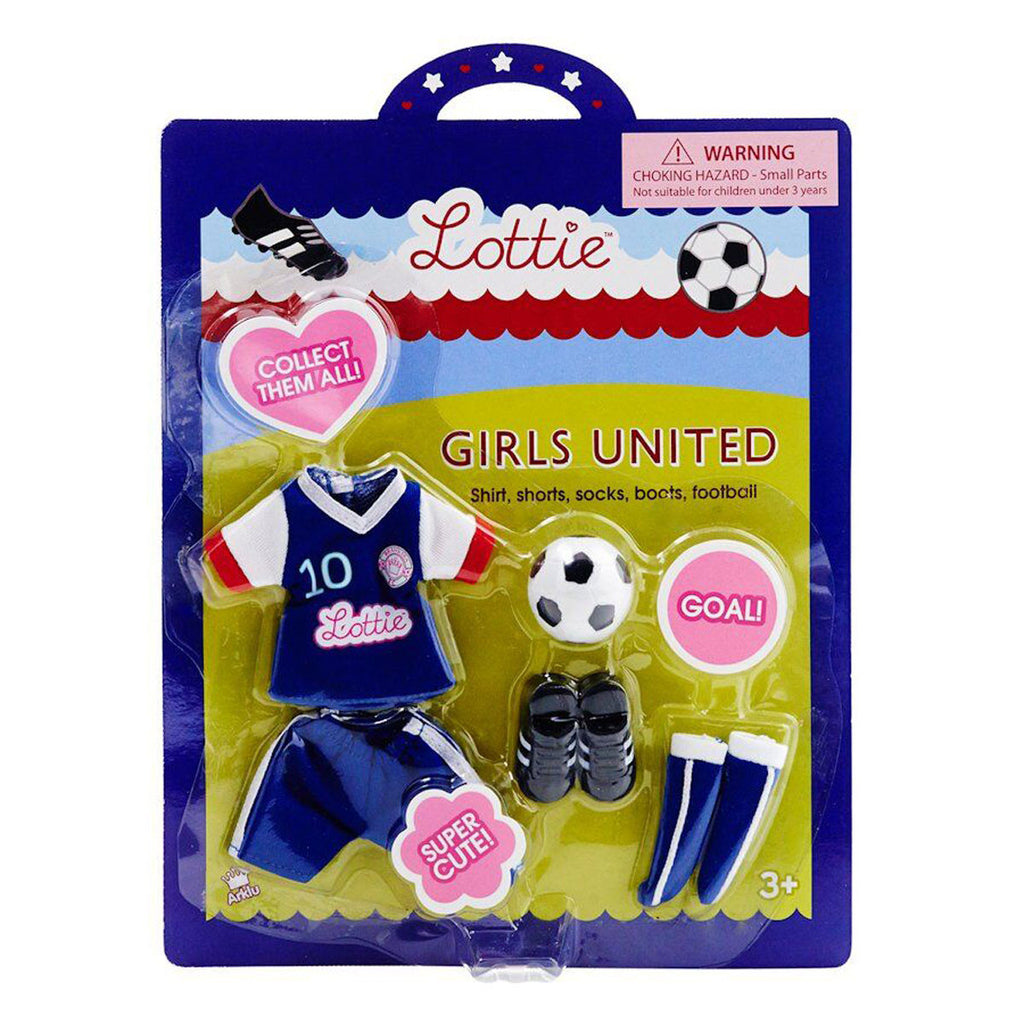 Girls United Lottie Outfit Package LT038