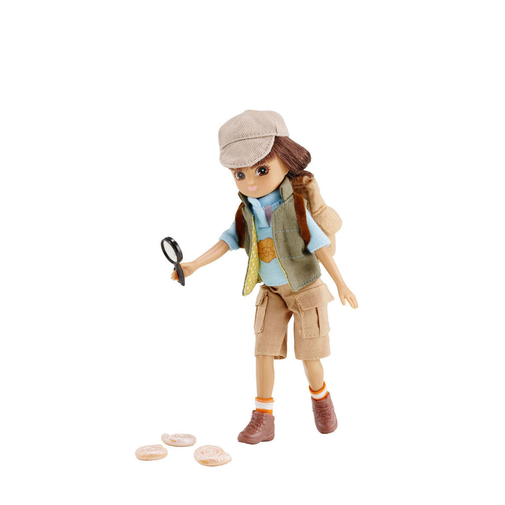 Fossil Hunter Lottie Doll LT053