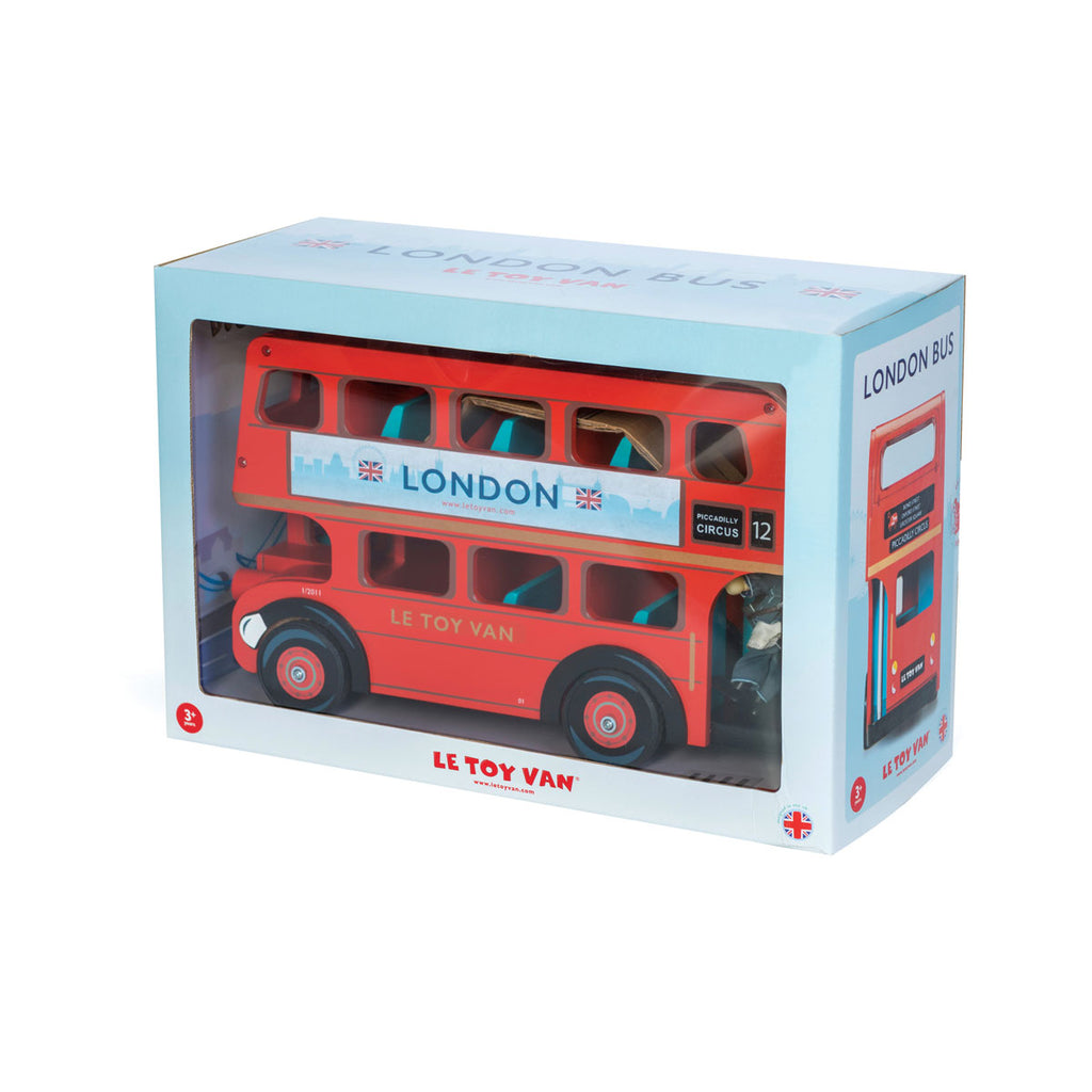 London Bus with Driver   - Le Toy Van