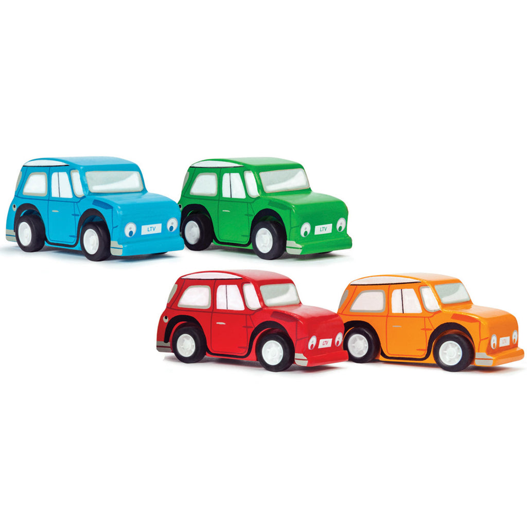 Whizzy Pull-Back Car - Le Toy Van