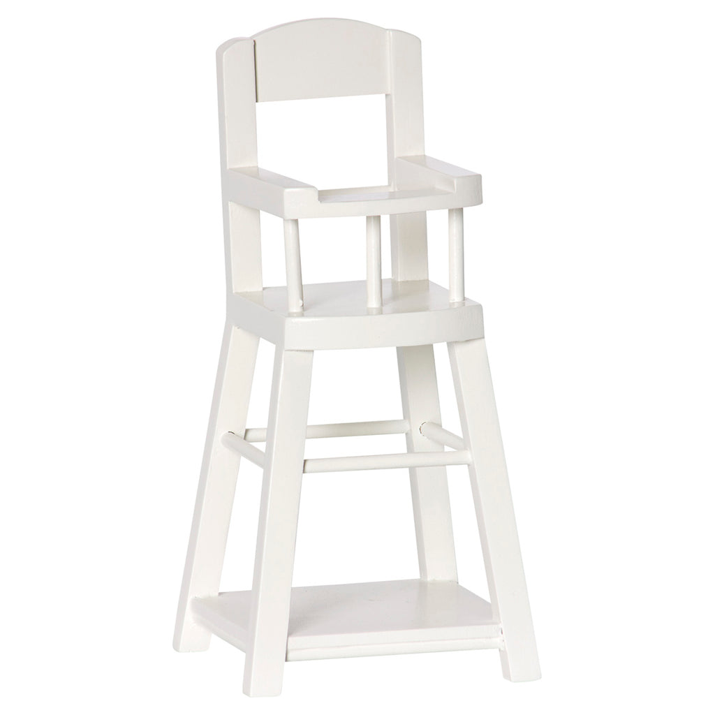 Maileg High Chair for Micro, offwhite