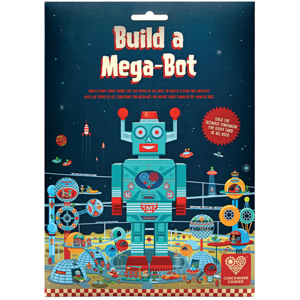 Build a Mega Robot