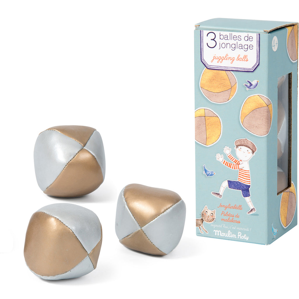 Juggling Balls Gift Box