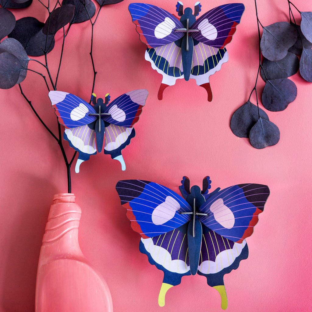 Totem Swallowtail Butterflies Set