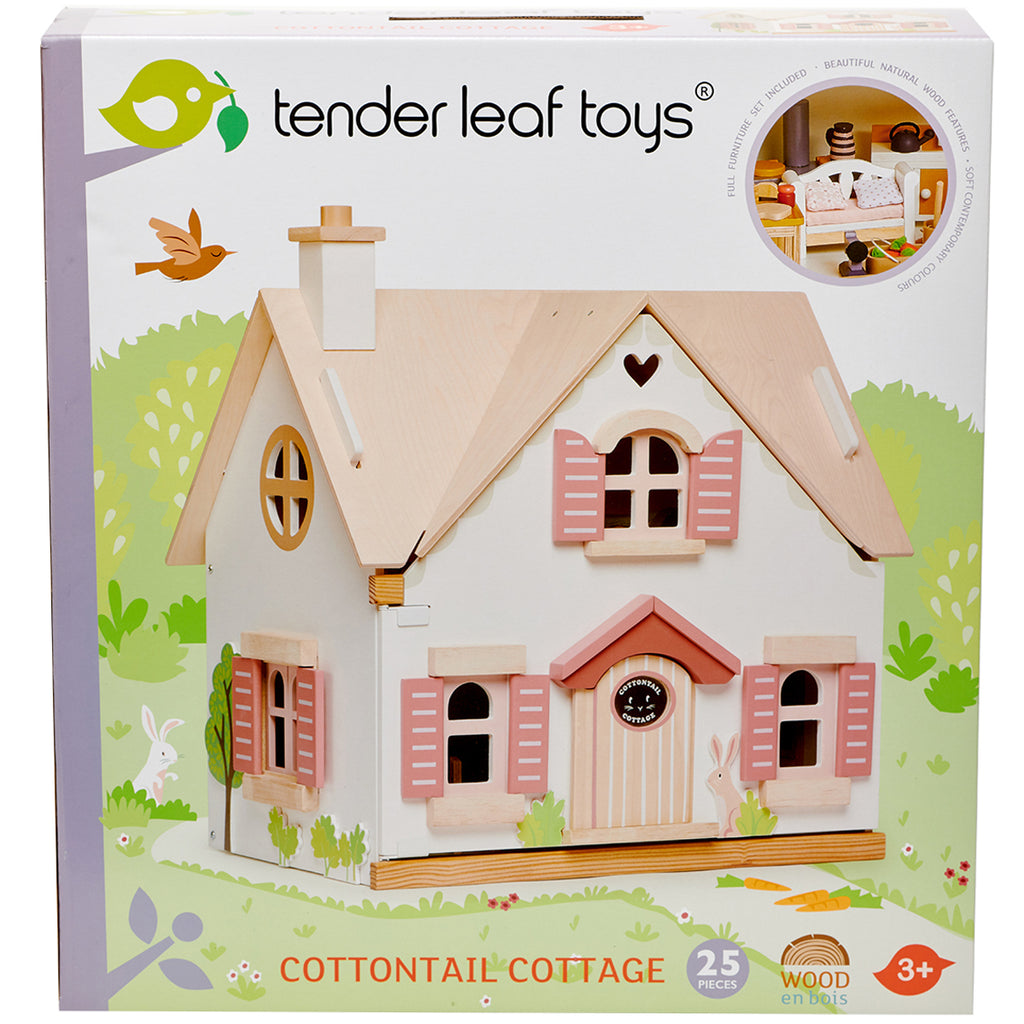 Tender Leaf Cottontail Cottage