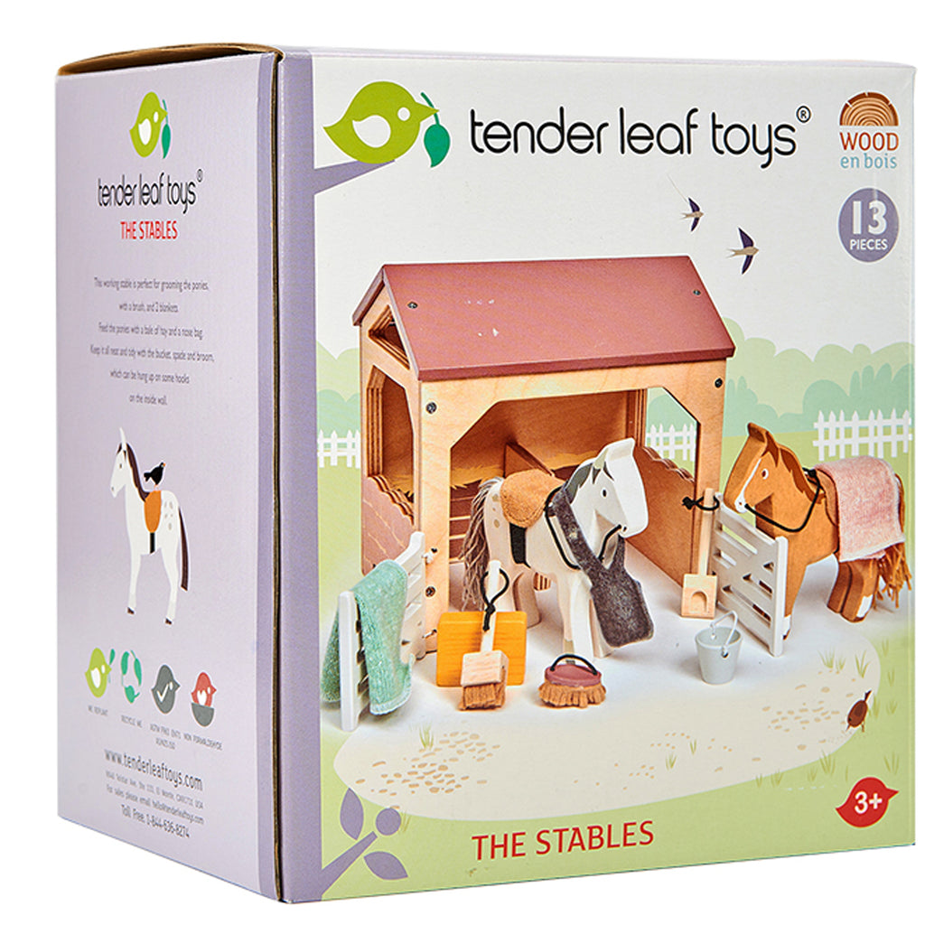 Tender Leaf Stables Set
