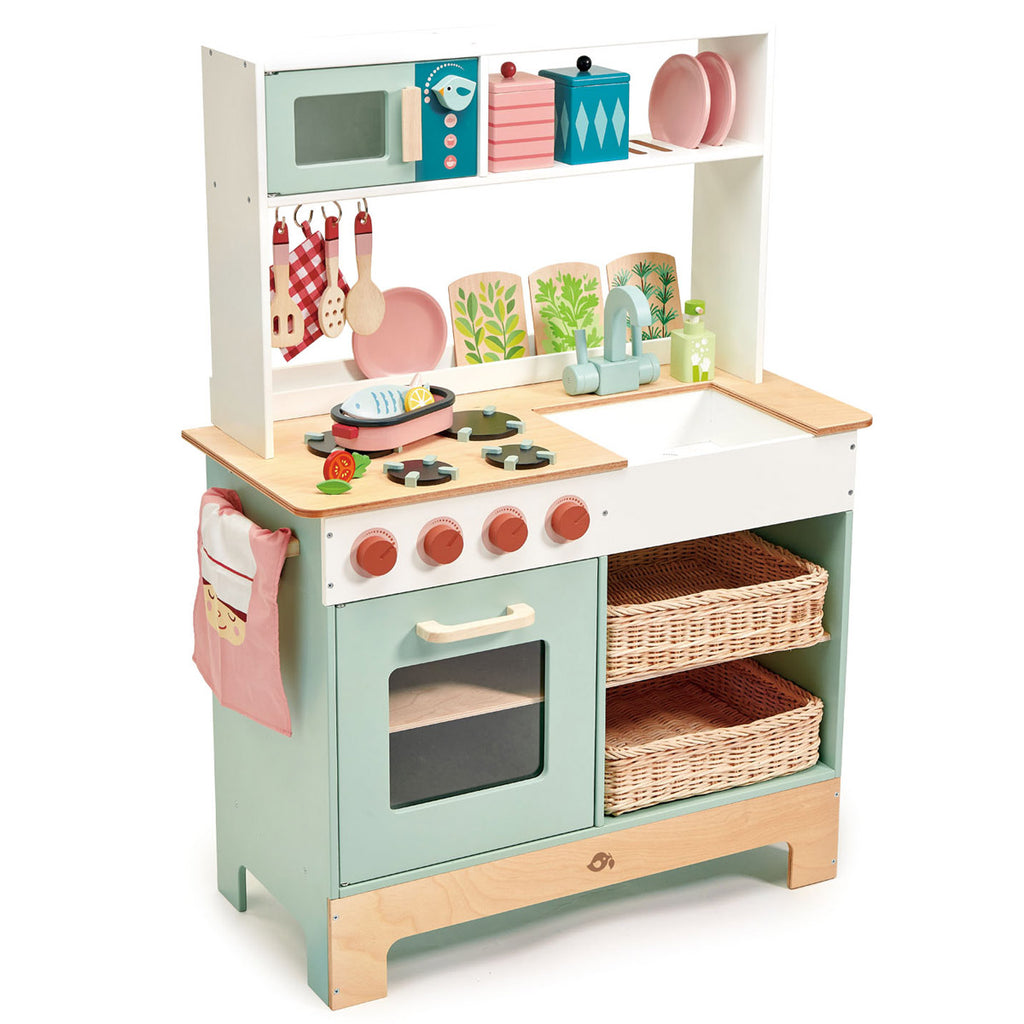 Tender Leaf Kitchen Range