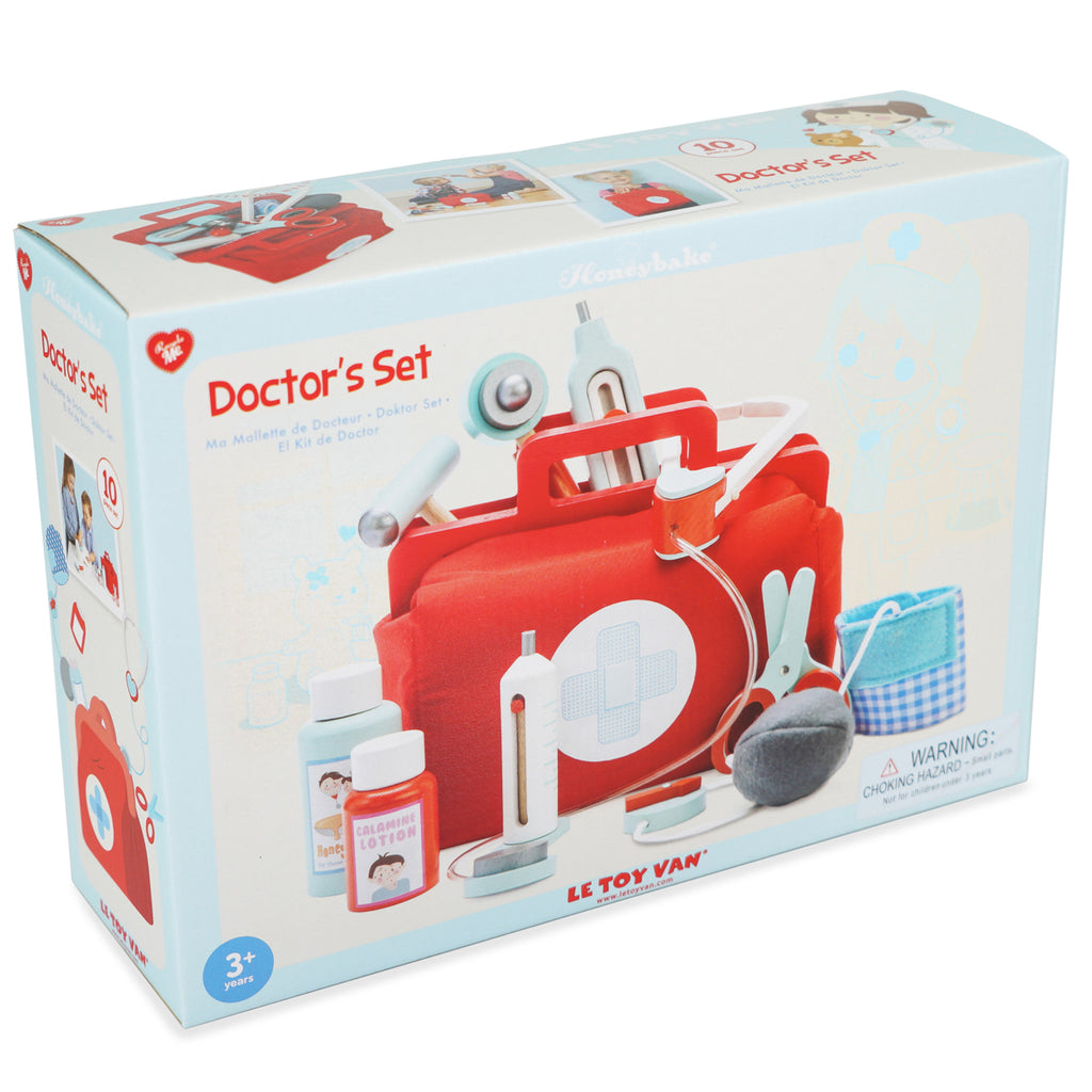 Doctor's Set- Le Toy Van
