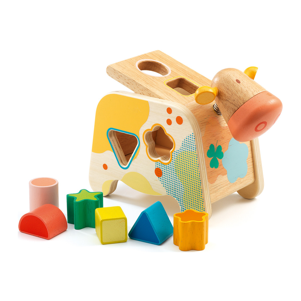 Cachatou Maggy Shape Sorter by Djeco