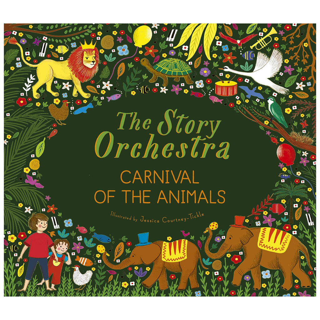 Story Orchestra: Carnival of Animals