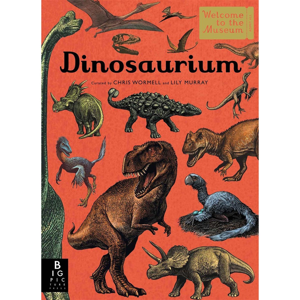 Welcome To The Museum - Dinosaurium